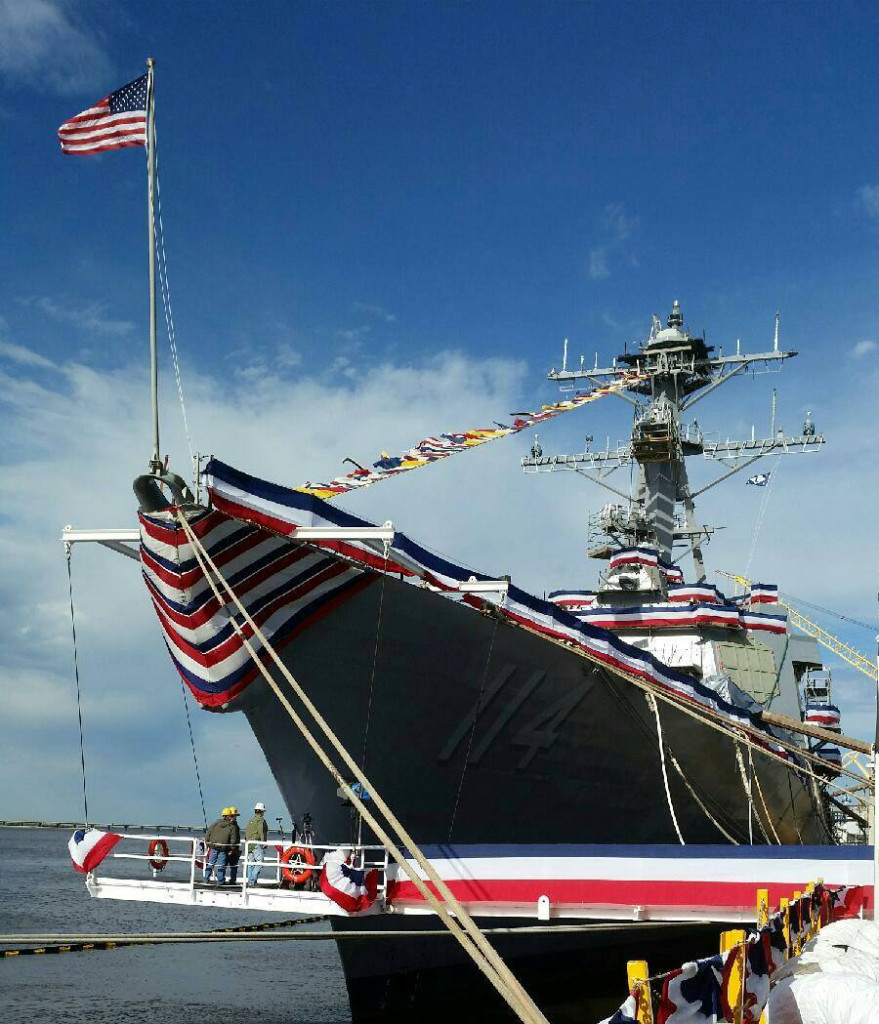 Arleigh Burke-class destroyers are highly capable, multi-mission ships that can conduct a variety of operations, from peacetime presence and crisis management to sea control and power projection, all in support of the United States' military strategy