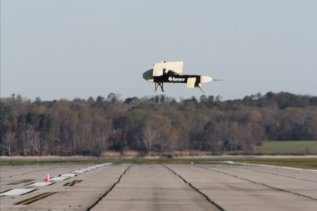 LightningStrike VTOL X-Plane's First Flight