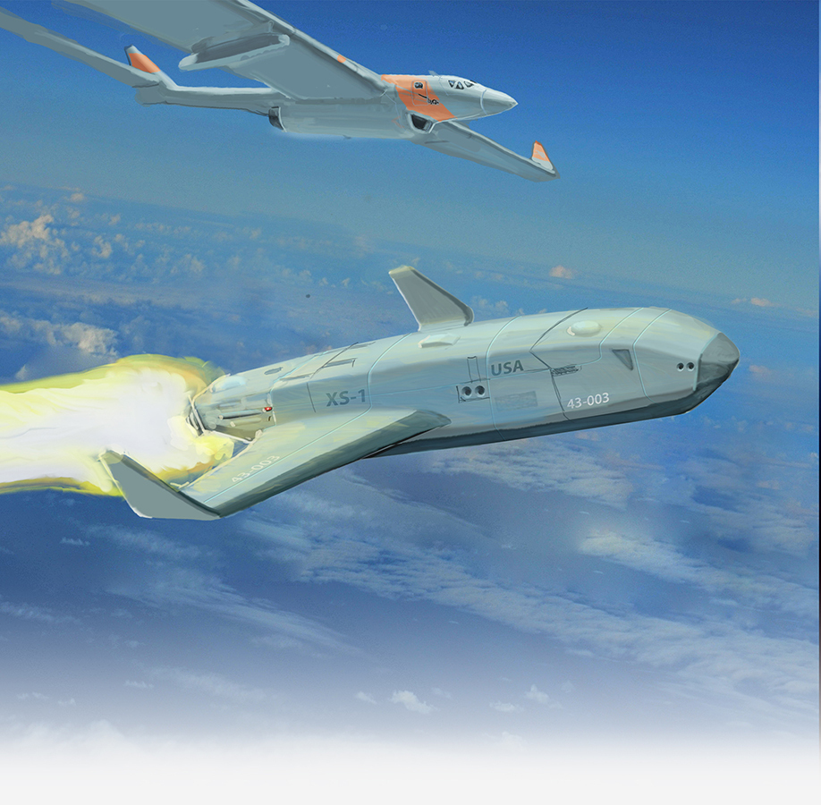 XS-1 Program to Ease Access to Space Enters Phase 2