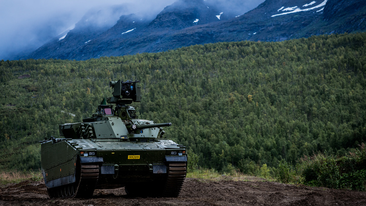 The Czech Republic plans to replace its BMP-2 tracked infantry vehicles, locally designated BVP-2, and plans to offer its Swedish-made CV90 infantry combat vehicle
