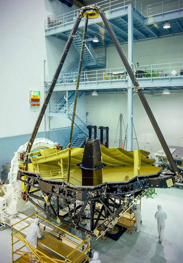The spacecraft, or bus, of NASA's James Webb Space Telescope is designed and developed at Northrop Grumman. The bus recently reached a major milestone, successfully completing first time power-on, showcasing the spacecraft's ability to provide observatory power and electrical resources for the Webb telescope