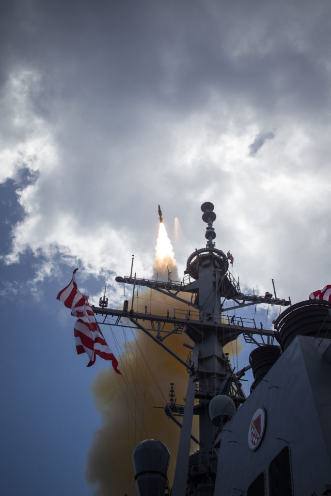 The results of these flight tests will support a future SM-3 Block IB production authorization request