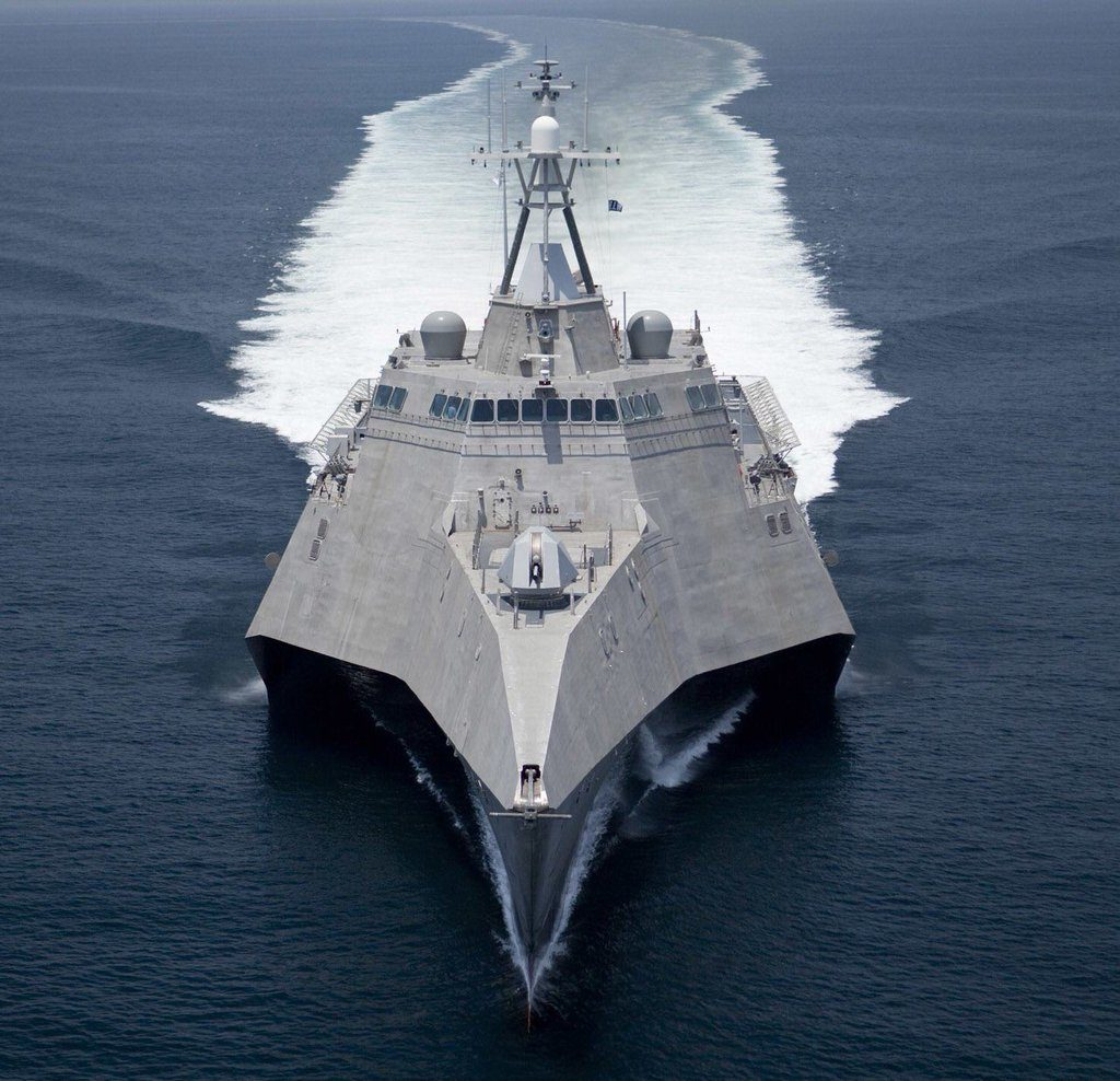 The Independence variant team is led by Austal USA