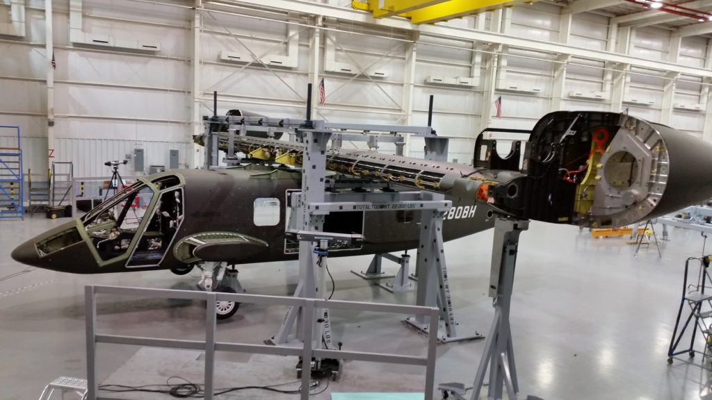 Bell Helicopter completes successful V-280 Valor wing and fuselage mate