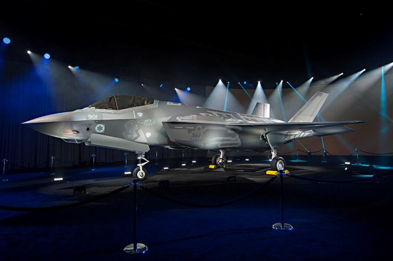 Lockheed Martin has rolled out the first F-35A fighter for Israel at its F-35 factory in Fort Worth, Texas. Israel has 33 F-35As on order, the first two of which will fly to Israel in id-December for modification and upgrade