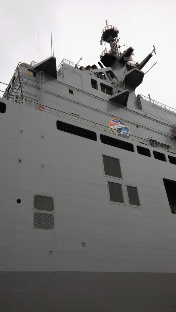 The LHD: a versatile vessel that is able to conduct a wide range of civil and military missions