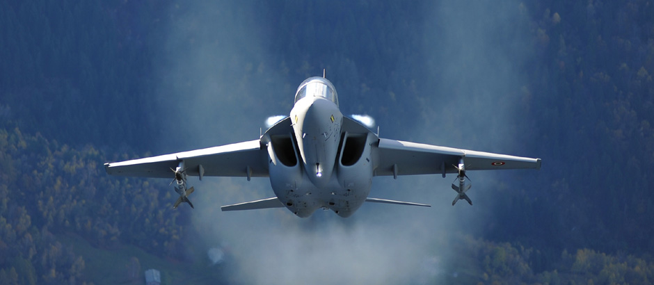 Multi-role capabilities, from trainer to fighter aircraft, leading-edge technology and excellent cost-effectiveness