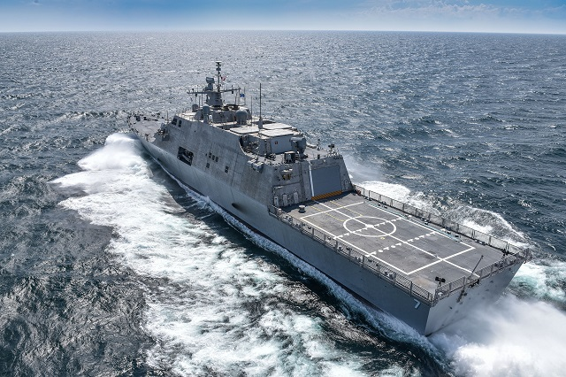 It is designed to defeat growing littoral threats and provide access and dominance in the coastal water battlespace