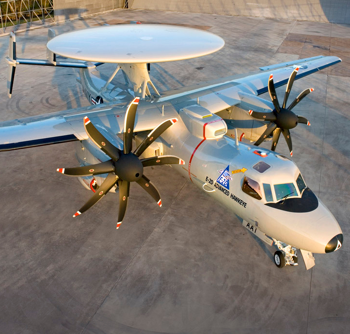 Northrop Grumman has received a U.S. Navy contract to begin configuration of a second Japanese E-2D Advanced Hawkeye