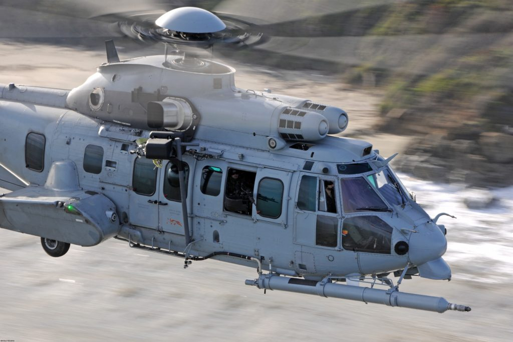 Country becomes seventh nation to order the H225M Caracal