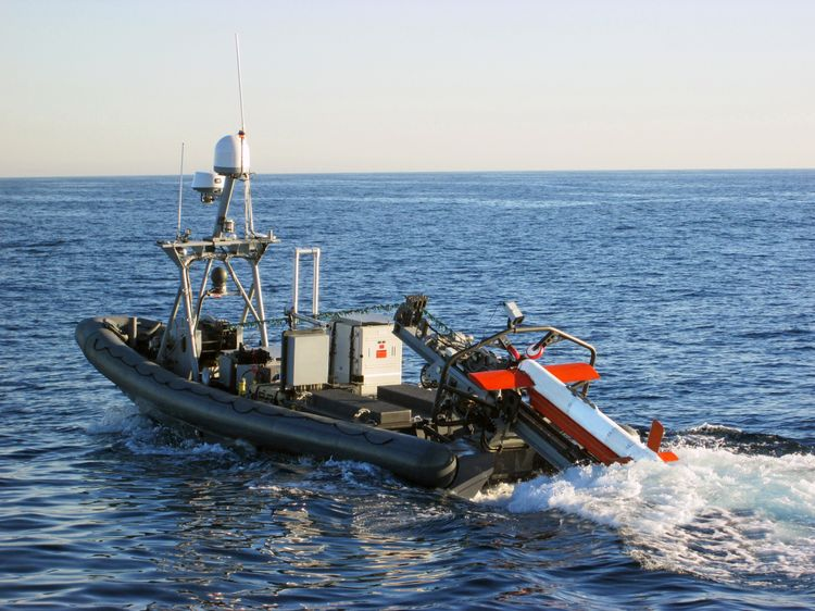 Northrop Grumman has delivered the first of three lots of mine hunting sonar upgrade kits to the U.S. Navy's Naval Surface Warfare Center, Panama City Division