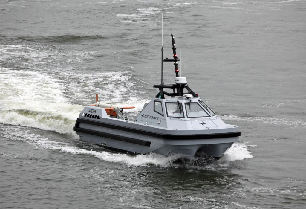Northrop Grumman to Demonstrate Remote Mine Hunting Capability in Unmanned Warrior Exercise