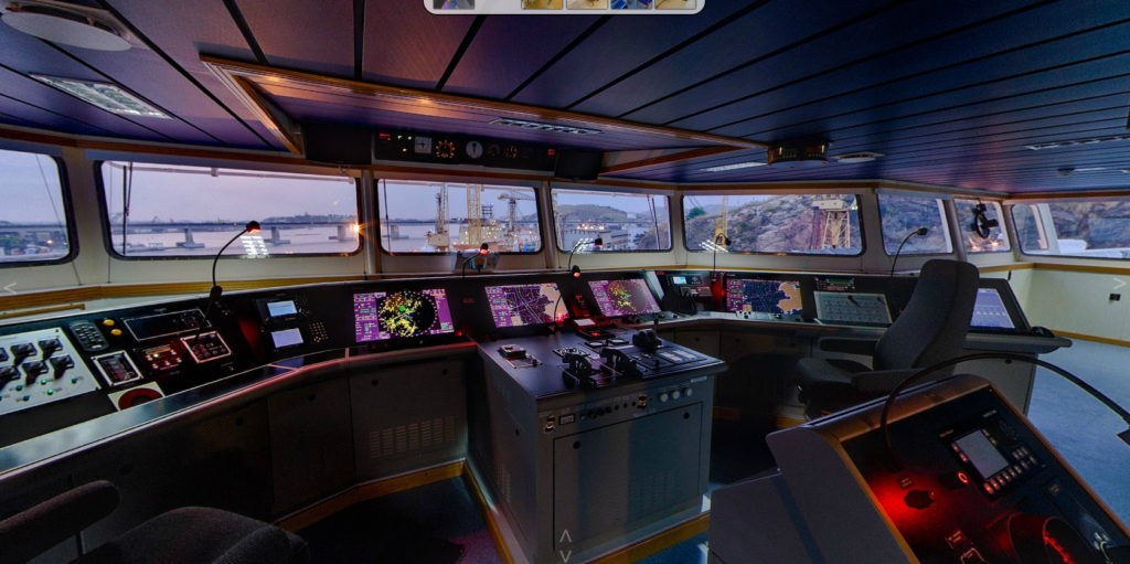 CompassNet, a network-connected ship heading management system allows for the deployment of different configurations which can be upgraded easily and affordably at the Shipbuilding, Machinery and Maritime technology show (SMM) in Hamburg, Germany