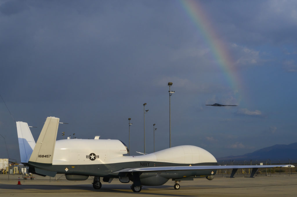 Following a successful Milestone Decision Authority (MDA) led review, the U.S. Navy's MQ-4C Triton Unmanned Aircraft System (UAS) obtained positive Milestone C low-rate initial production approval