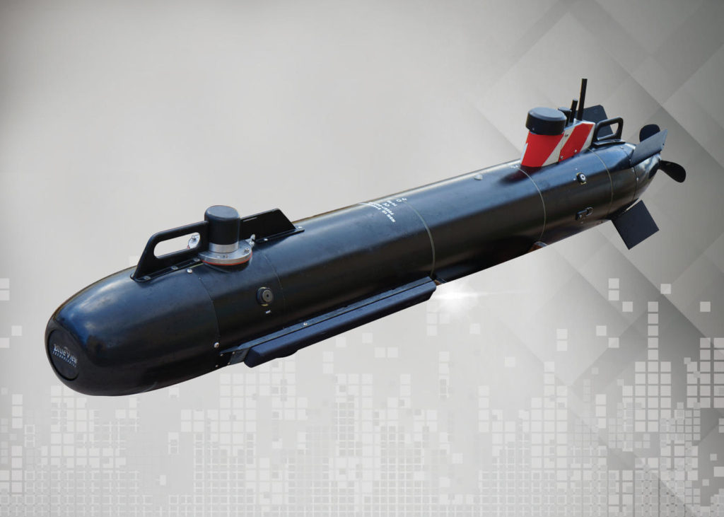 ECA Group demonstrates its AUV A9-M for MCM Missions