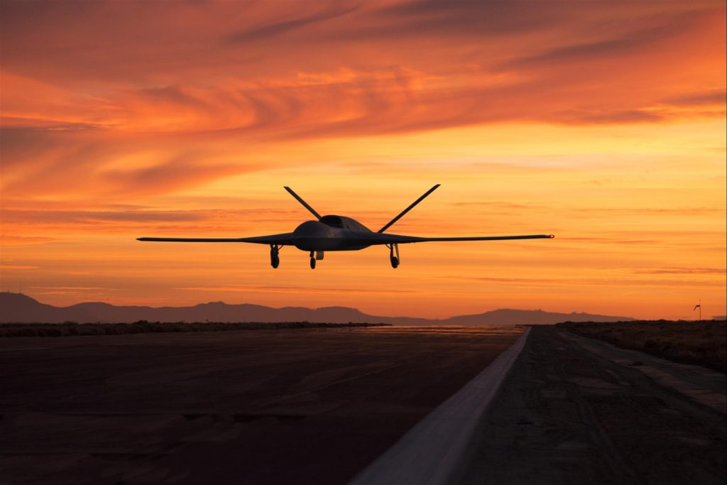 Avenger is a highly advanced, next-generation Remotely Piloted Aircraft (RPA)