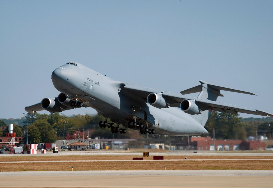Lockheed Martin Delivers C-5M Super Galaxy