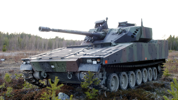 Dutch CV90s to become first NATO combat vehicles to receive active protection