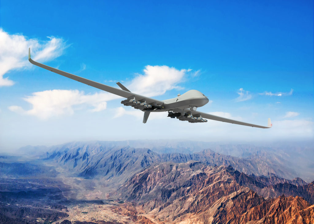 MBDA's Brimstone missile planned for RAF'S Protector RPAS