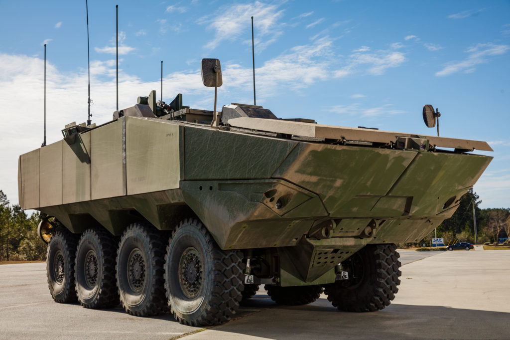 SAIC unveils its first ACV 1.1 prototype (Photo: Business Wire)