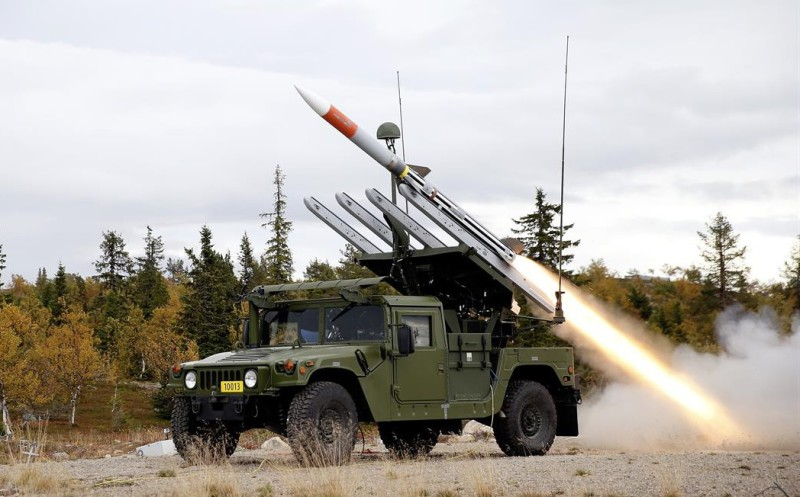 Norway is beefing up its army's air-defense capabilities, and on 06 February, 2017 announced it was procuring a new, mobile version of the Kongsberg NASAMS air-defense system already widely operated by its air force (Norway Defence photo)