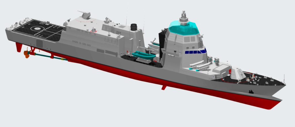 Multipurpose Offshore Patrol Ship