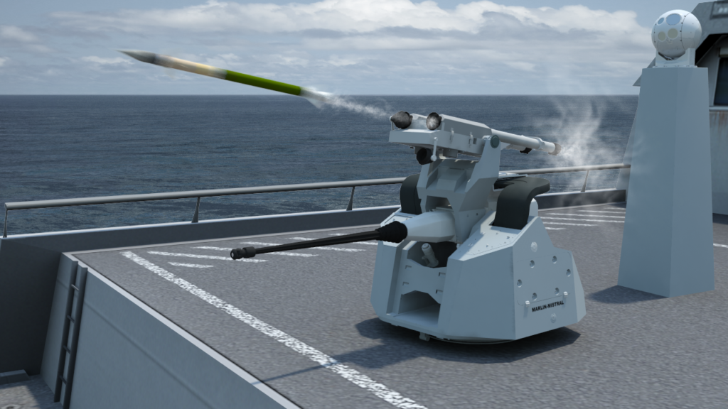 SIHAM3: a comprehensive Air & Surface Self-Defence Capability
