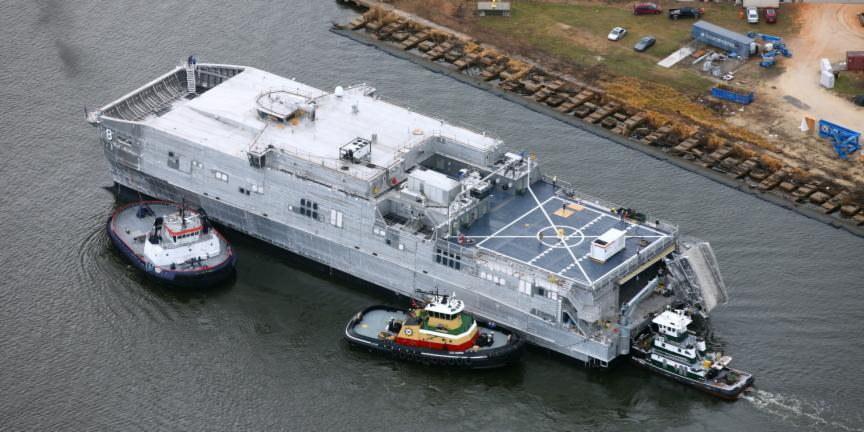 USNS Yuma (T-EPF-8) completes acceptance trials