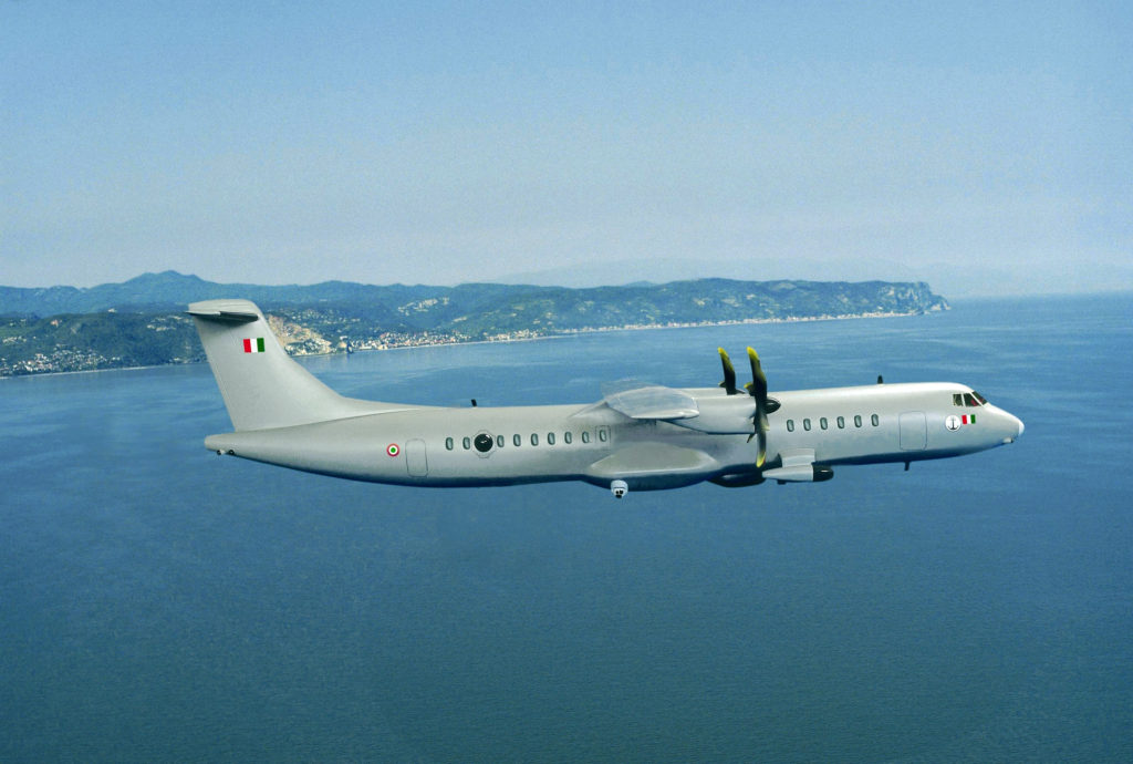 The ATR 72MP, designated P-72A by the Italian Air Force, is at the forefront of maritime patrol capability, enabling defence, homeland security and environmental protection missions