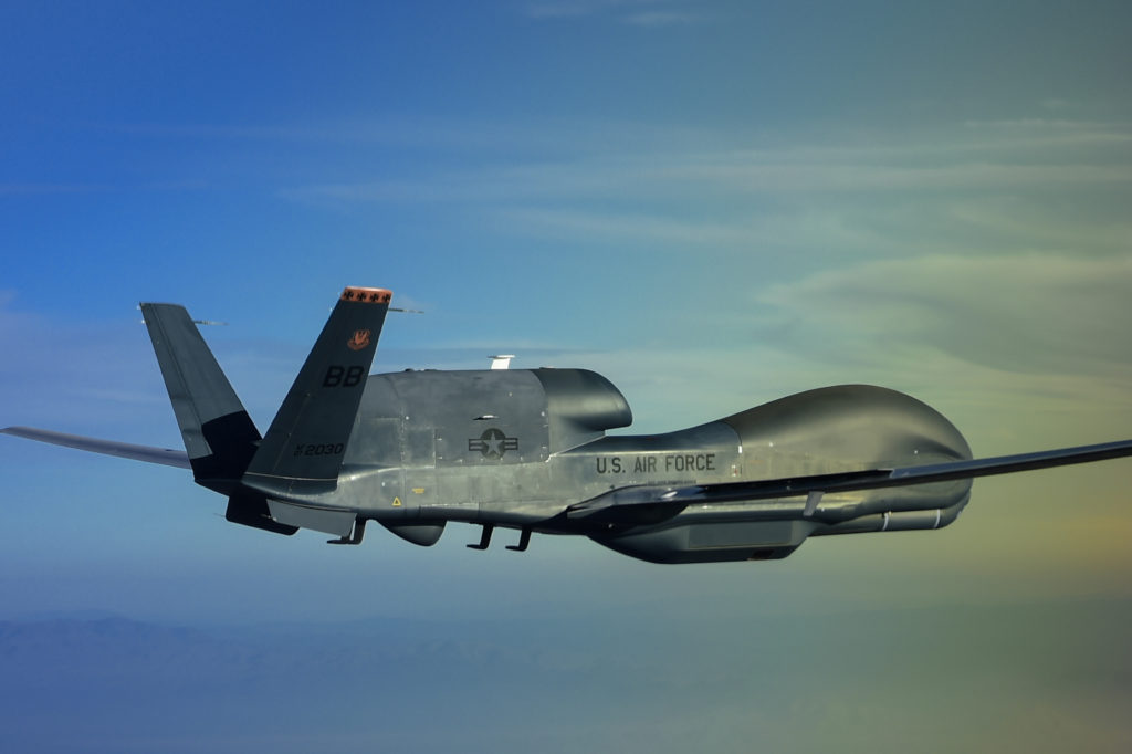 Northrop Grumman has begun flight testing of the MS-177 sensor payload with a successful inaugural flight on an RQ-4 Global Hawk high altitude long endurance autonomous aircraft system