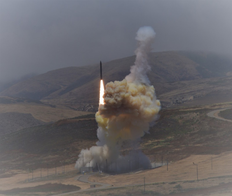 Defense Department Successfully Intercepts Missile in Test