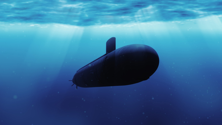 The company is working with DARPA to enable submarines to detect other submerged vessels at greater distances, while minimizing the risk of counter-detection