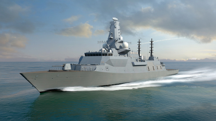 Manufacturing contract for Type 26 Global Combat Ship awarded to BAE Systems