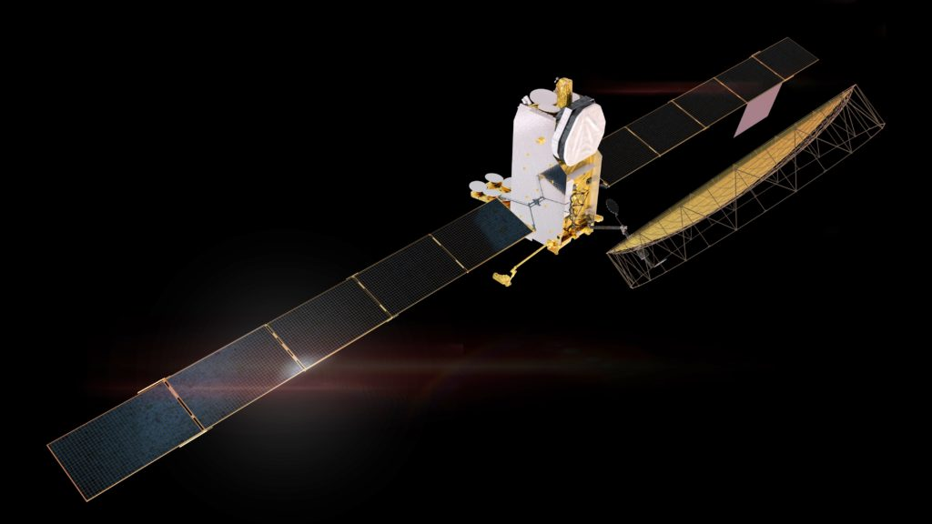 Northrop Grumman's Astro Aerospace Completes Preliminary Design Review for Inmarsat 6's L-band Reflectors