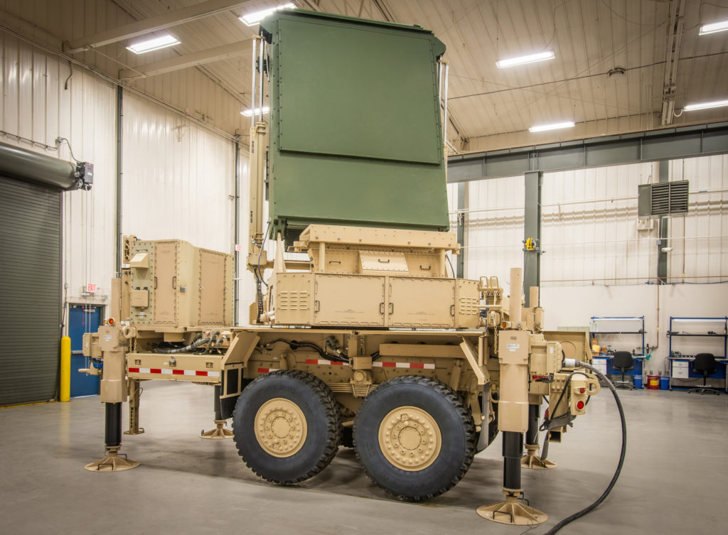 Lockheed Martin's radar technology demonstrator is being developed to serve as the next generation sensor specifically designed to operate within the U.S. Army Integrated Air & Missile Defense (IAMD) framework (Photo courtesy Lockheed Martin)