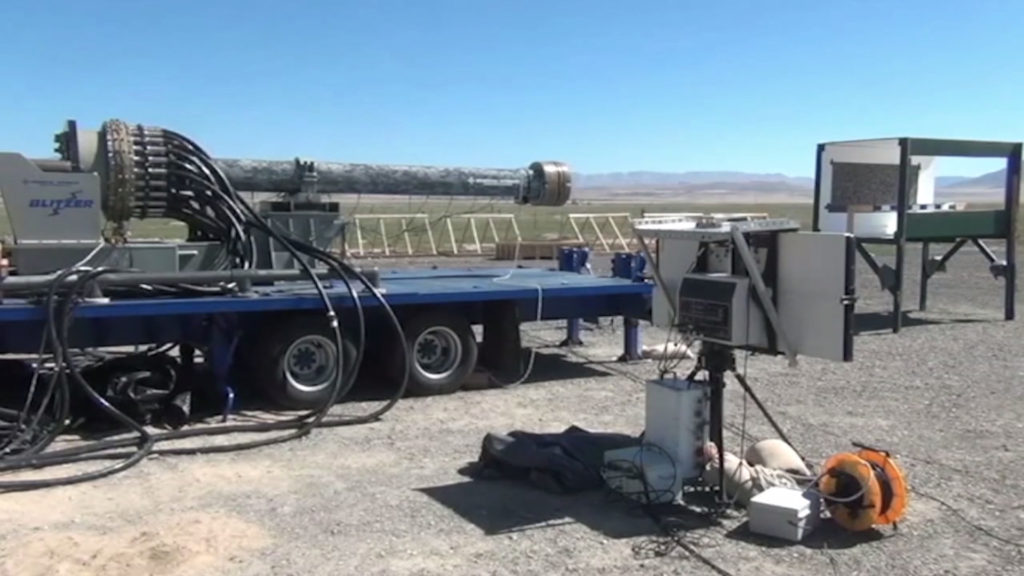 Multi-mission Medium Range Railgun Weapon System (MMRRWS)