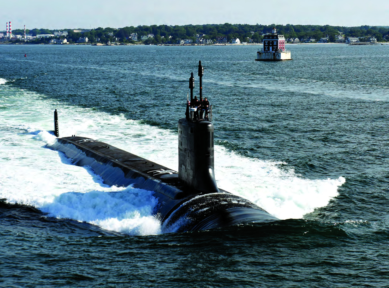 Electric Boat | Modern weapons | Page 2