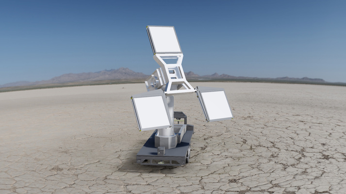 BAE Systems unveils Innovative Multiple-object Tracking Radar for test ranges