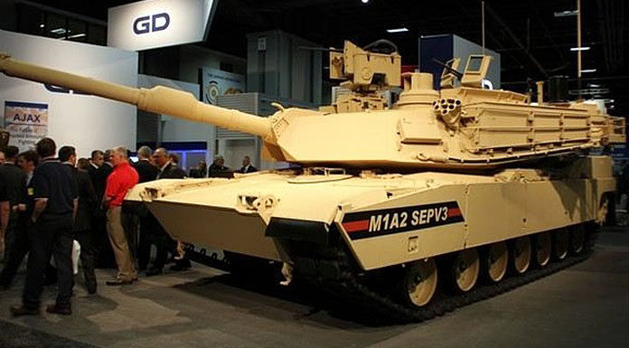 General Dynamics Receives Contracts to Upgrade Abrams Main Battle Tanks