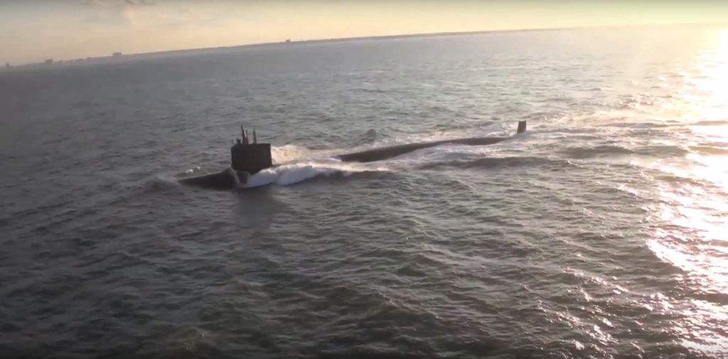 Navy Accepts Delivery of the Future USS Colorado (SSN-788)