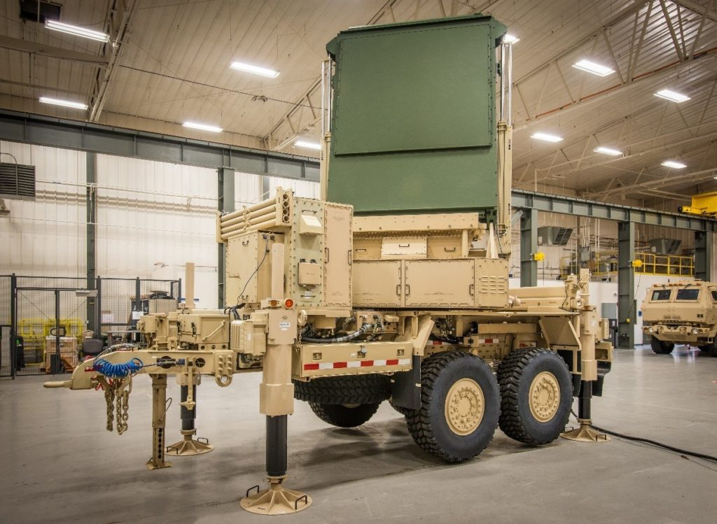 Lockheed Martin's Active Electronically Scanned Array (AESA) Radar for Engagement and Surveillance (ARES) prototype will be matured with funding from the Department of Defense Ordnance Technology Consortium