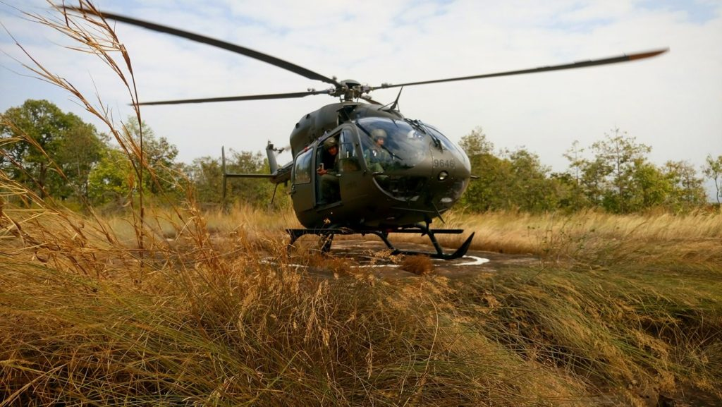 Airbus Lakota helicopter enters Thai Army service