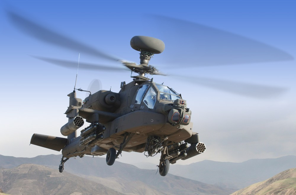 Lockheed Martin delivering next-generation Apache Sensor Systems under new U.S. army contract (Photo credit: Lockheed Martin)