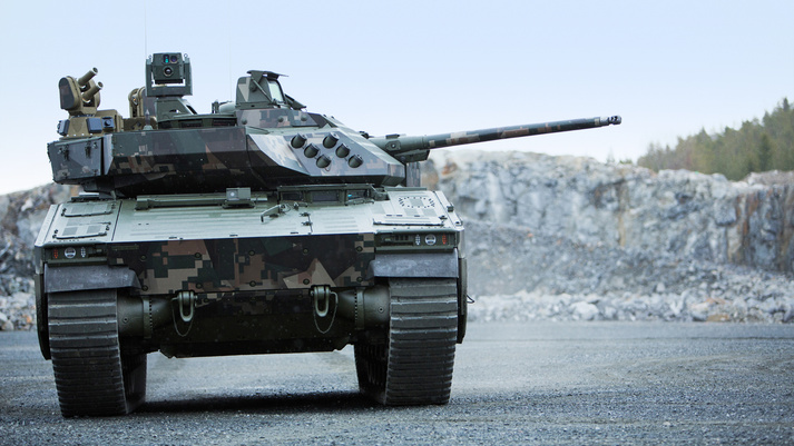 Czech precision optical systems producer to support line-of-sight technology for BAE Systems' CV90