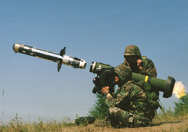 U.S. Clears $75 million Sale of Javelin Missiles to Georgia