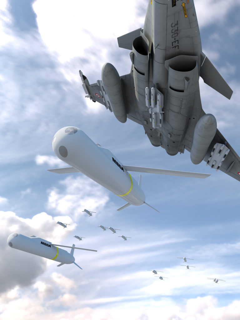 MBDA presents SmartGlider, a new family of air launched guided weapons