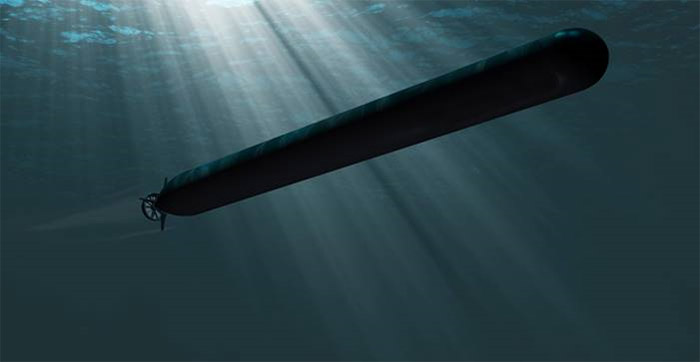 Lockheed Martin engineers in Palm Beach, Florida, will design an Extra Large Unmanned Undersea Vehicle, Orca, for the U.S. Navy to support the Navy's mission requirements (Image courtesy Lockheed Martin)
