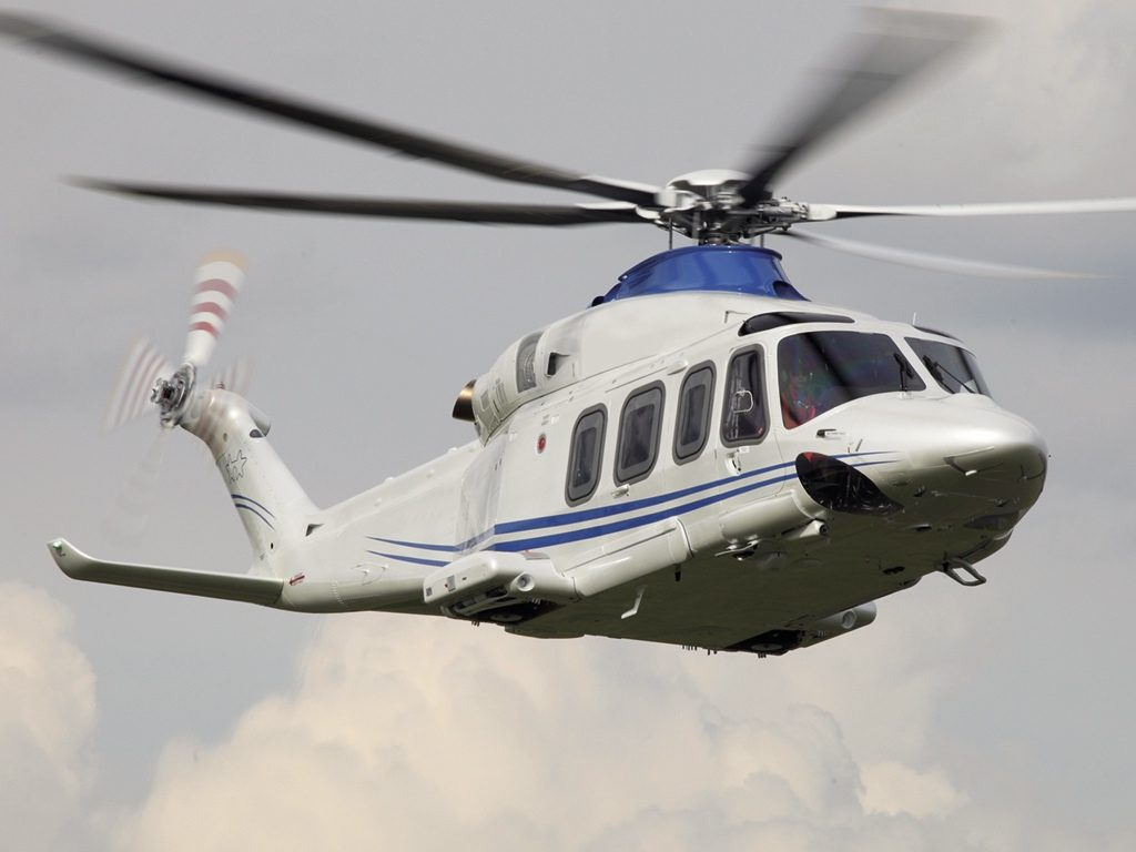 Eight more AW139s to strengthen rescue and border patrol services in Italy
