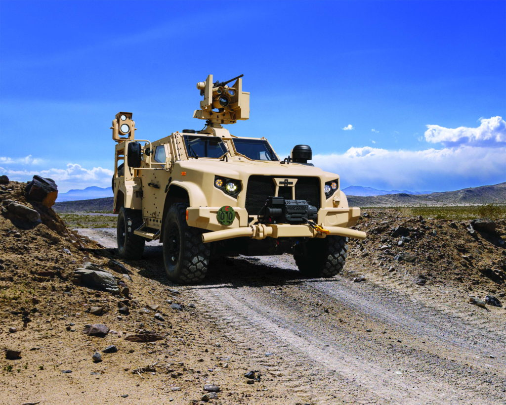 Intended to replace the aging up-armored HMMWV fleet, the JLTV program fills a critical capability gap in the U.S. military's current vehicle line-up