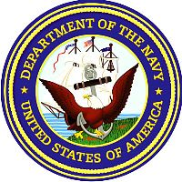 Official seal of the Department of the U.S. Navy